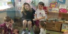 INFANTIL - 4 AÑOS - CONTANDO CUENTOS  - ACTIVIDADES