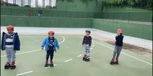 Patinaje Infantil 3 años_Video (I)CEIP FDLR_Las Rozas