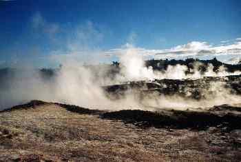 Zona geotérmica Hells Gate, Nueva Zelanda