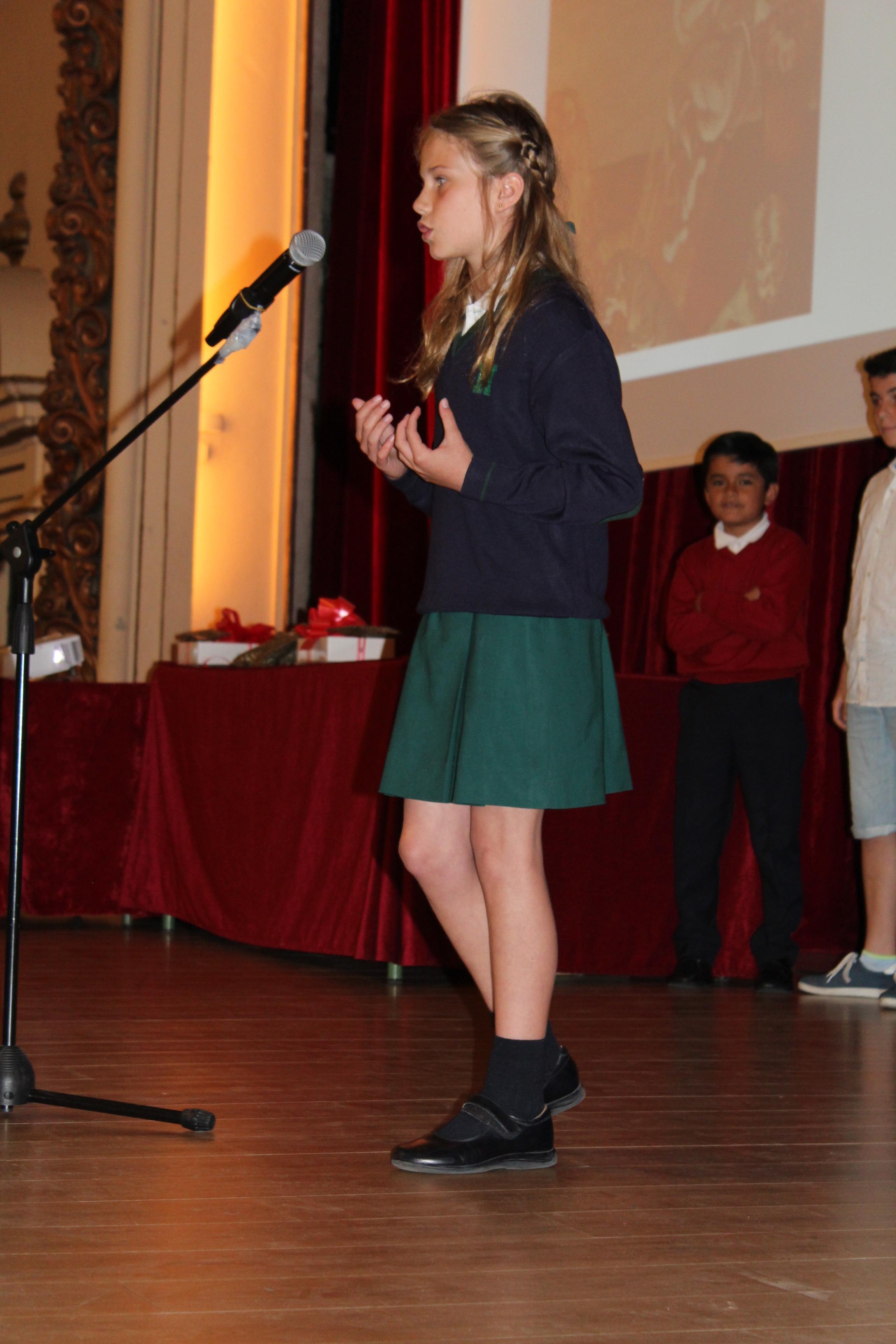 Entrega de los premios del IX Concurso de Narración y Recitado de Poesía 39