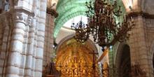 Capilla Mayor, Catedral de Badajoz