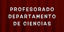 Departamento ciencias