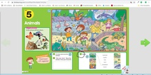 Acceso a Blink Learning y realización de actividades.