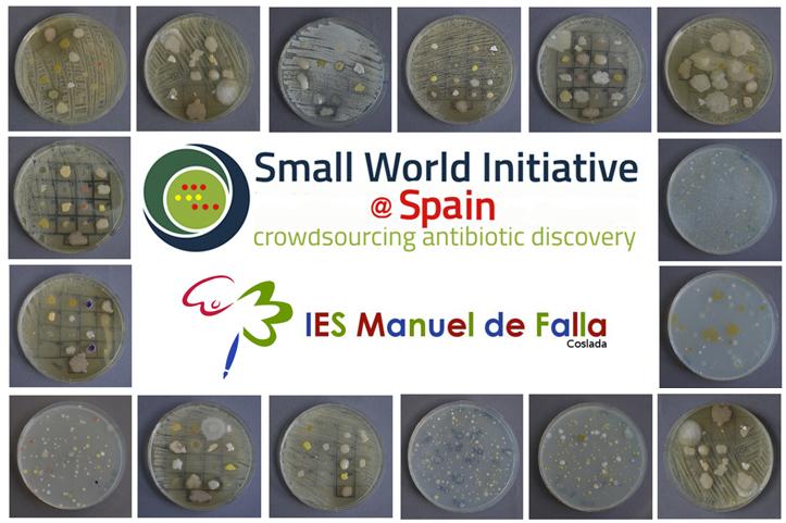 Small Wordl Initiative IES Manuel de Falla
