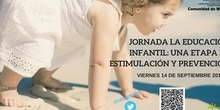 Jornada de Educación Infantil: Una Etapa para la Estimulación y Prevención. Ponencia de Mar Izuel