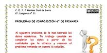 PROBLEMA DE COMPOSICION