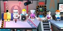 "Proyecto ""Hospital móvil robotizado"" (Drawing ED)"