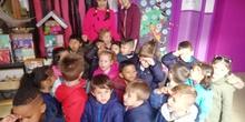 Visita al Berceo I de los alumnos de Infantil 4 años. 29