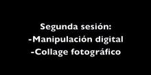 TALLER DE FOTOGRAFÍA.Parte 2. Educación Infantil.CEIP La Alameda