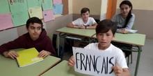 L´alphabet français (1º ESO)