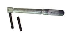Extractor de pasadores para bisagras