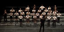 Acto de clausura del XIV Concurso de Coros Escolares de la Comunidad de Madrid (sesión de coros escolares) 15