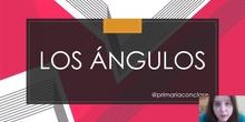ÁNGULOS - Concepto y clasificación