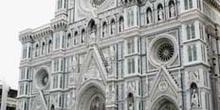 Fachada del Duomo, Florencia