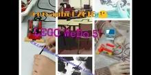 #cervanbot: WeDo con CREA Robótica Educativa - Taller de WeDo y Scratch (grabado por alumnos)