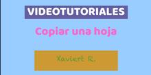 Videotutorial Xaviert