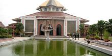 Mezquita del Campus, Jogyakarta, Indonesia