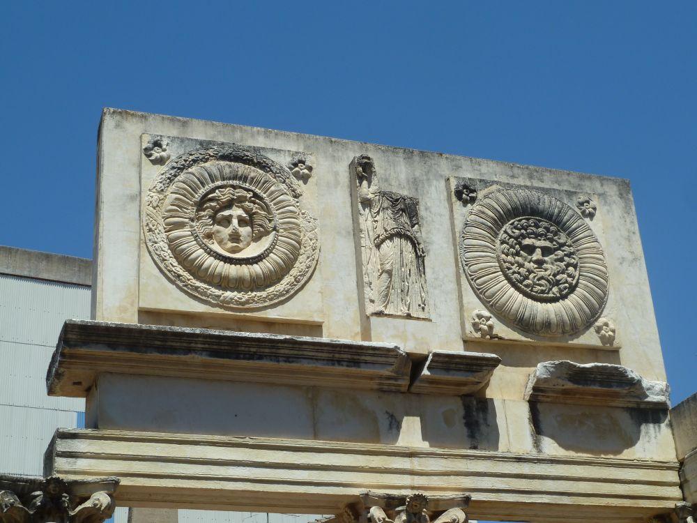 Templo romano, Mérida