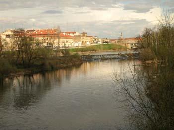 Río Tormes, Salamanca, Castilla y León