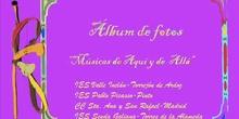 Álbum de fotos. ADOPTAR 2010-11 MÚSICAS DE AQUÍ Y DE ALLÁ