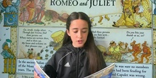"Romeo and Juliet storytelling by 6B 20-21. Día del libro. CEIP Vicente Aleixandre <span class=""educational"" title=""Contenido educativo""><span class=""sr-av""> - Contenido educativo</span></span>"