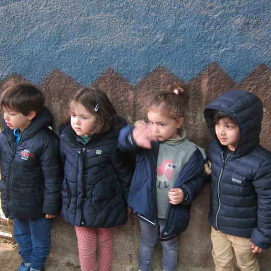 Granja Escuela Educación Infantil Curso 2017-18 39