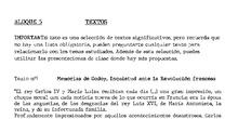 Colección TEXTOS Historia de España 2ºBACH