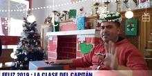 La clase del capitán: Feliz 2019