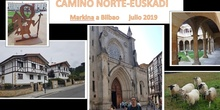 CAMINO NORTE EUSKADI 2 SANTIAGO 2019