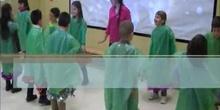 Actuación Primero de primaria
