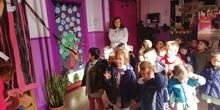 Visita al Berceo I de los alumnos de Infantil 4 años. 14