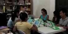 One Laptop Per Child Workshop for La Esperanza Granada Ayudantes