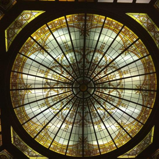 Vidriera Museo d'Orsay