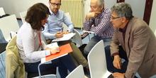 Curso Nuevas metodologías para la Enseñanza de Europa: ¡Esto no va de tratados! Jornada 9 de Junio. CTIF Madrid-Capital 4