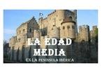 LA EDAD MEDIA EN LA PENÍNSULA IBÉRICA NIVEL I