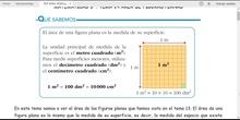 MATEMÁTICAS 5º. TEMA 14. ÁREA DE FIGURAS PLANAS
