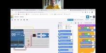 Bloques básicos en TinkerCAD para programación de robots