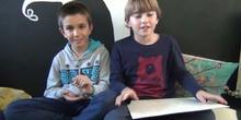 Ignacio y Patrick 4º A