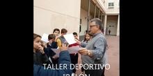 ACTIVIDADES DE COMEDOR 2019