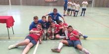Nuestros deportistas disfrutan de las competiciones (AMPA) 7