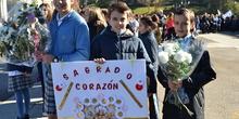 Ofrenda floral a Nuestra Señora de la Almudena 2017 36