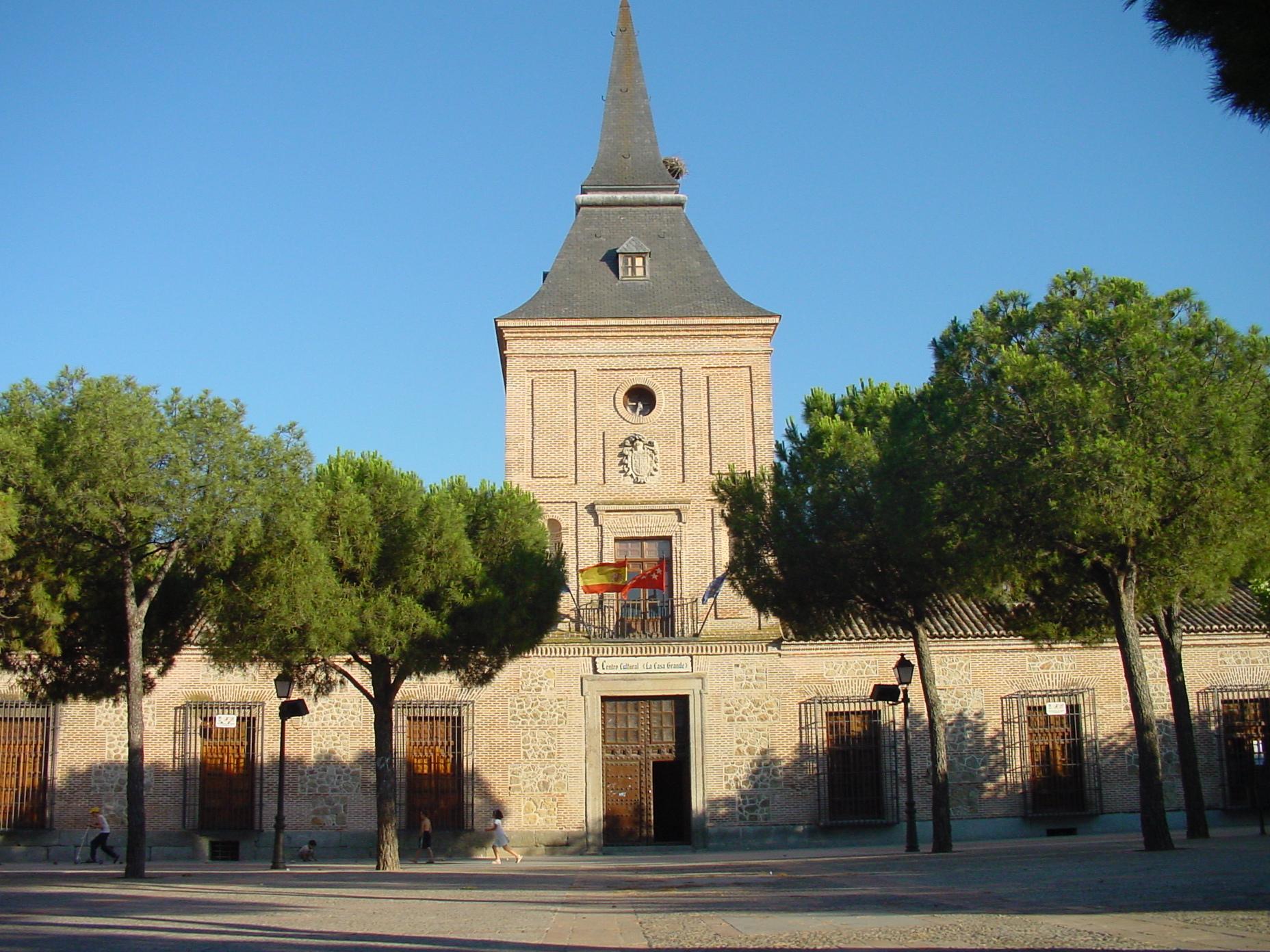 Centro Cultural La Casa Grande de Sevilla la Nueva
