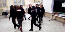 Danza Tzadik Katamar (Seminario de danzas CEIP EL BUEN GOBERNADOR)