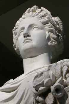 Artemisa, diosa de la fertilidad