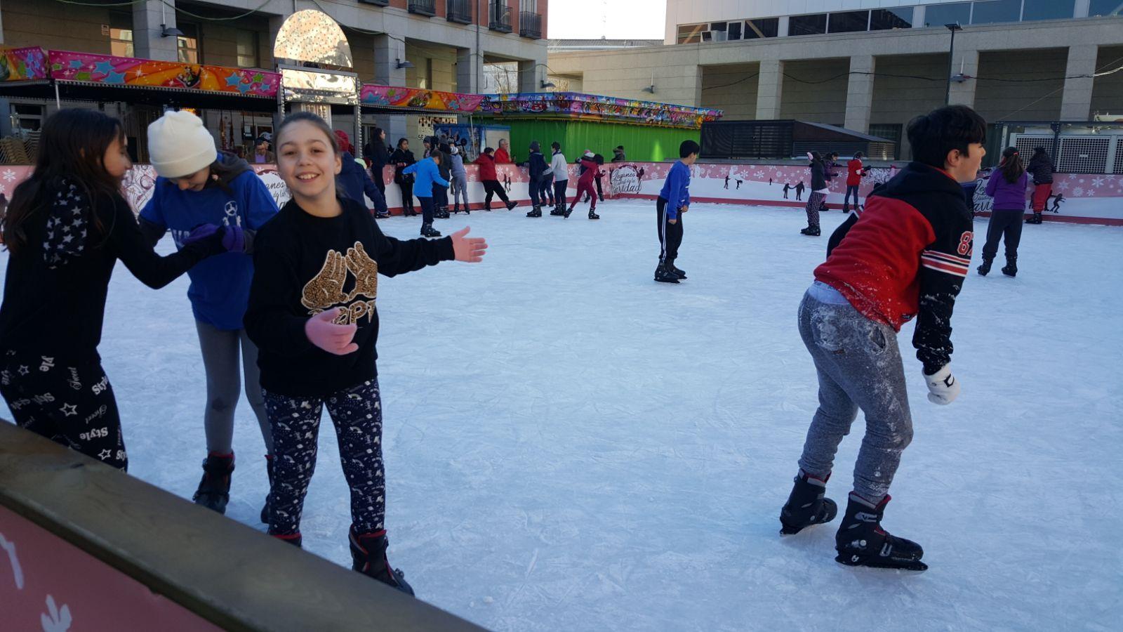 Patinaje sobre hielo 2