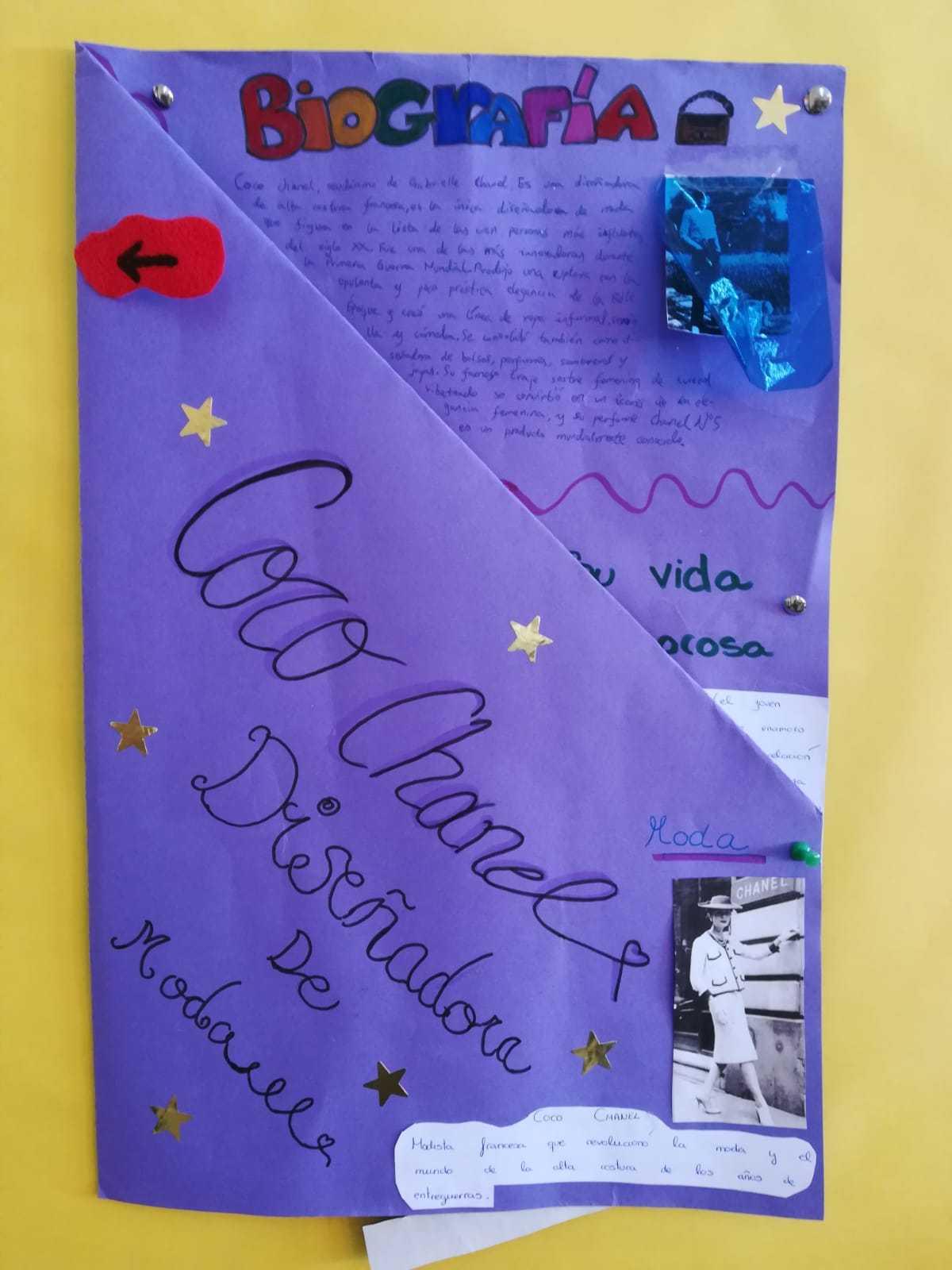 2019_03_20_Los lapbook de 6ºA toman forma_CEIP FDLR_Las Rozas 6