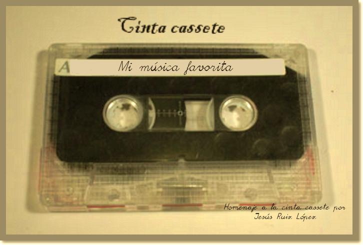 Homenaje a Cinta cassete