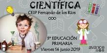 2019_05_21_noche científica 2_CEIP FDLR_Las Rozas
