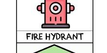 Robot Next Edelvives - Tarjetas de vocabulario de la ciudad