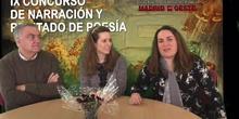 JURADO DAT OESTE  IX EDICIÓN CONCURSO DE NARRACIÓN Y RECITADO DE POESÍA